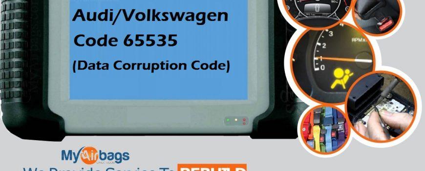 Audi VW Error Code 65535