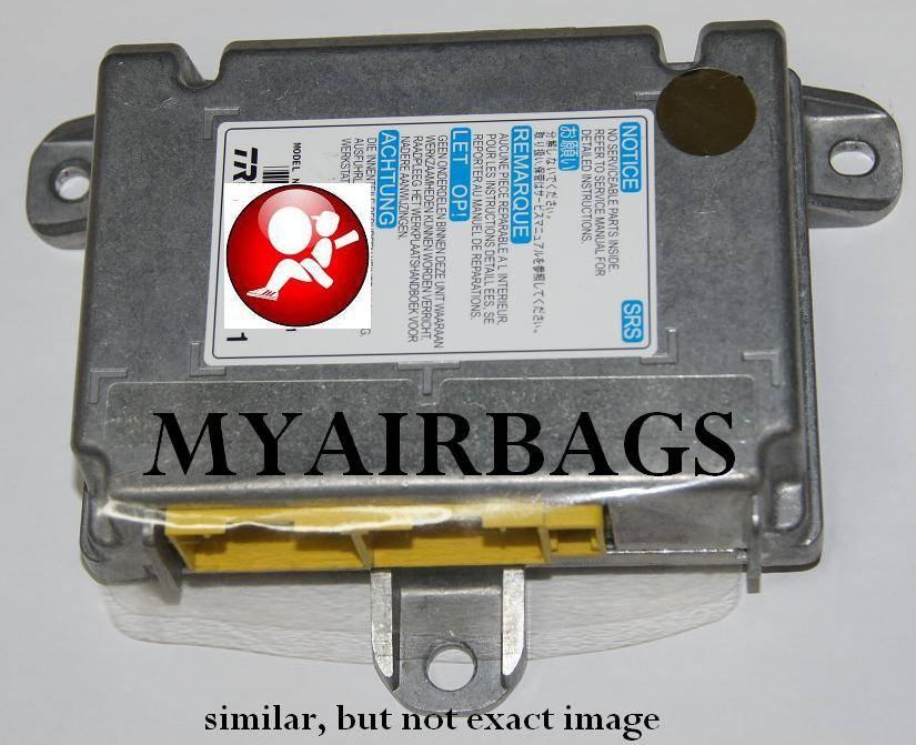 Honda Crv Element 2006 2007 2008 2009 Srs Airbag Restraint Control Module  U2013 Myairbags  U2013 Airbag