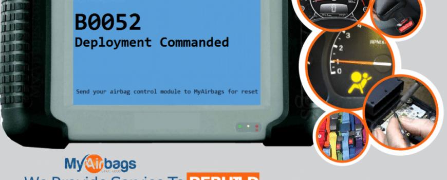 MyAirbags Code Error B0052