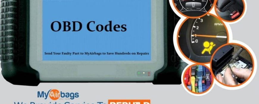 OBD codes