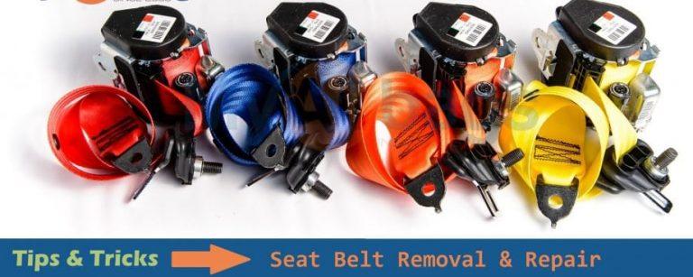MyAirbags - Seat Belt Removal Repair