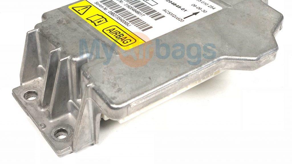 BMW Airbag Module Reset & Fault Codes | MyAirbags - Airbag Reset & Seat  Belt Pretensioner Repair