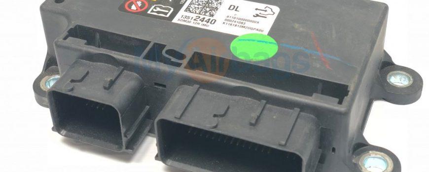 GMC SRS SDM Airbag Computer Diagnostic Control Module