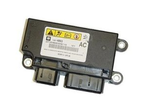 airbag control module DTC codes